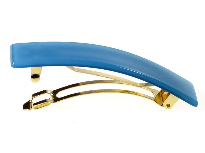 Brigitte Blue Hårspænde Pantone Trend Color | Handmade in France