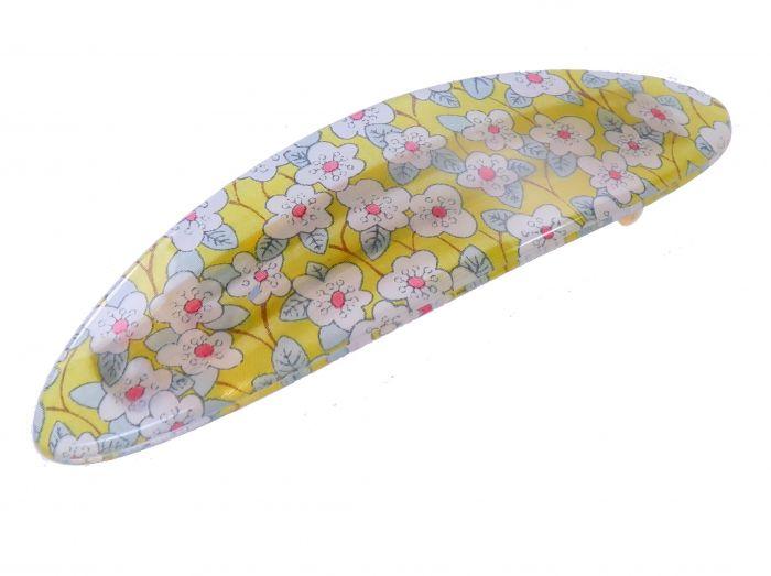 Liberty Yellow Daisy Hårspænde